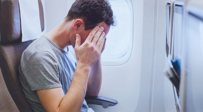 Penyakit Aerophobia (Ditty_about_summer/Shutterstock)