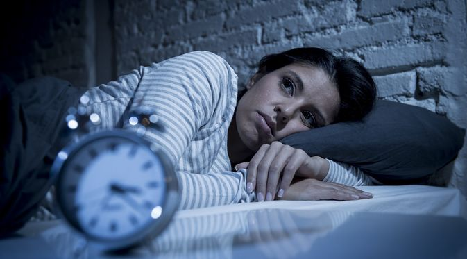 Penyakit Fatal Familial Insomnia (Marcos Mesa Sam Wordley/Shutterstock)