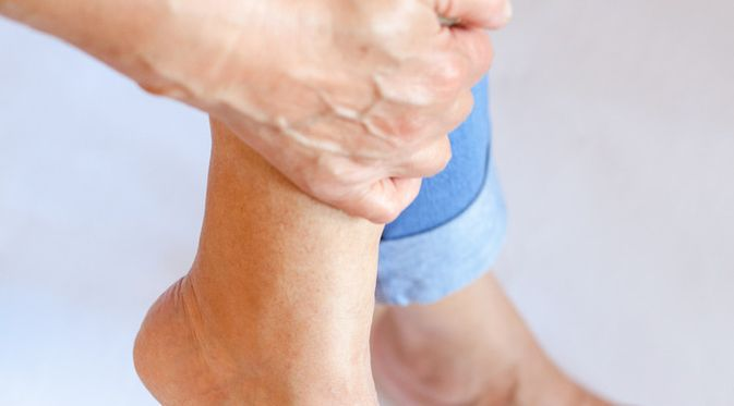 Penyakit Charcot Marie Tooth (Miroslav Lukic/Shutterstock)