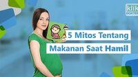 Apa benar makan sambal saat hamil bikin bayi botak? Simak fakta-faktanya di video ini.