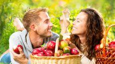 Kesuburan Meningkat dengan Pola Makan Sehat (Subbotina Anna/Shutterstock)