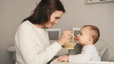 5 Resep MPASI yang Praktis untuk Ibu Baru (Romanova Anna/Shutterstock)