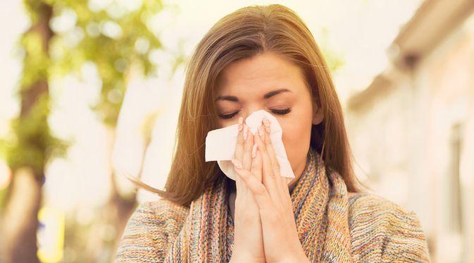 Penyakit Rinitis vasomotor (FGC/Shutterstock)