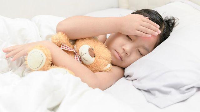 Inilah Penyakit pada Anak yang Tak Perlu Antibiotik - Info