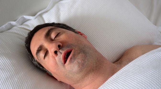 Gangguan Pernafasan Saat Tidur