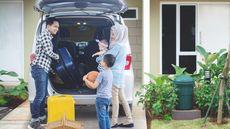 Tips Agar Mudik Lebaran Bersama Anak Tetap Nyaman (Creativa Images/Shutterstock)