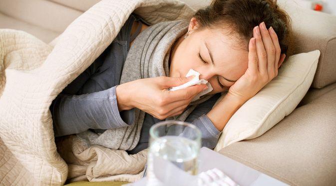 Penyakit Selesma - KlikDokter.com (Subbotina Anna/Shutterstock)