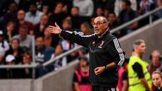9 Gejala Pneumonia yang Dialami Pelatih Juventus Maurizio Sarri (AFP)