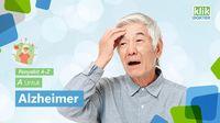 Alzheimer merupakan kondisi di mana kemampuan otak menurun drastis karena sebagian sel-sel di otak sudah tidak berfungsi.  Apa saja gejala dan cara pencegahannya? Simak selengkapnya di video ini.