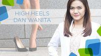 High Heels dan Wanita