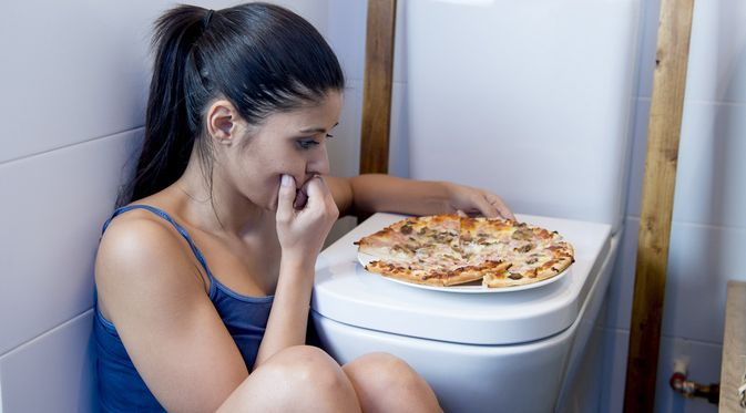 Penyakit Bulimia - KlikDokter.com (Marcos Mesa Sam Wordle/Shutterstock)