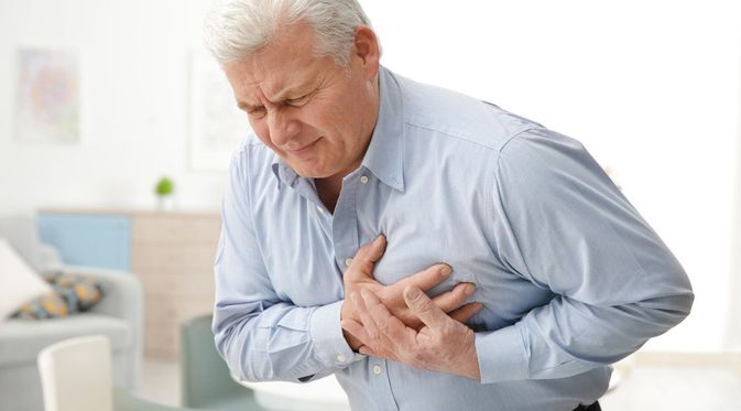Penyakit Serangan Jantung - KlikDokter.com (Africa Studio/Shutterstock)