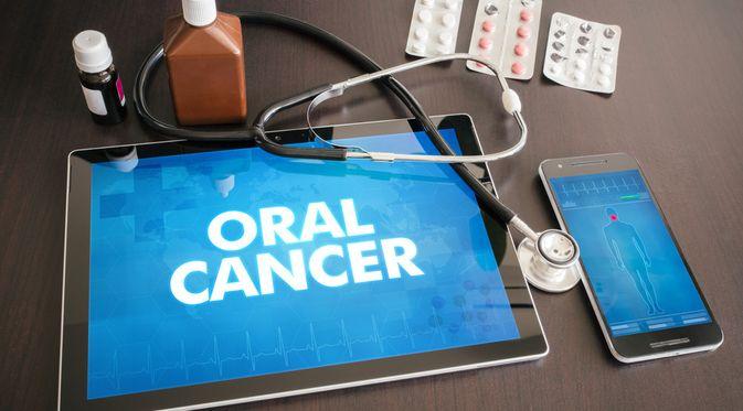 Penyakit Kanker Mulut (Ibreakstock/Shutterstock)