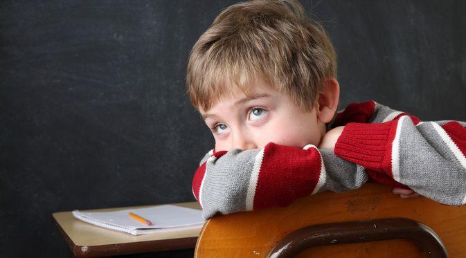 Penyakit Attention Deficit Disorder (Suzanne Tucker/Shutterstock)