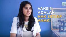 Simak penjelasan dr. Dimple Nagrani, SpA tentang bagaimana manfaat dan pentingnya vaksinasi untuk si kecil. Karena vaksinasi adalah hak setiap anak.