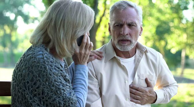 Penyakit Aritmia (Motortion Films/Shutterstock)