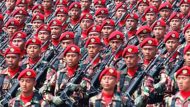Ingin Badan Kuat Seperti Kopassus TNI? Ini Rahasianya