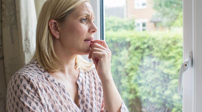 Penyakit Agoraphobia (Daisy Daisy/Shutterstock)