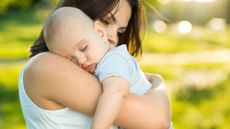 5 Aturan Menjemur Bayi di Pagi Hari (Dmytro Vietrov/Shutterstock)