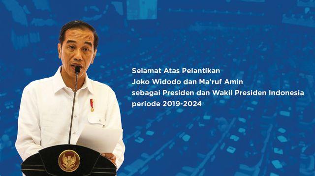 Rahasia Bugar Jokowi di Hari Pelantikan Presiden (Klikdokter)