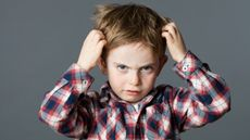 Ketombe pada Anak, Mungkinkah karena Alergi? (STUDIO-GRAND-WEB/Shutterstock)